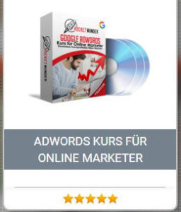 Google Adwords für Online Marketer test