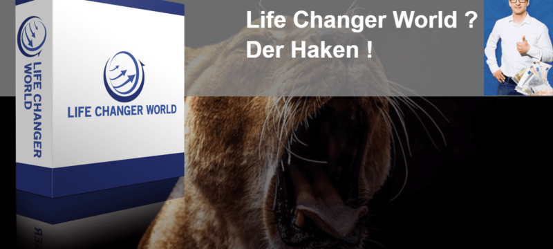 life changer world marko slusarek